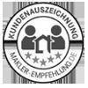 Auszeichnung: makler-empfehlung.de